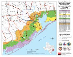 Hurricane Preparedness City Of Oyster Creek Texas